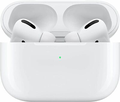 $ CDN327.43 • Buy Apple AirPods Pro Bluetooth In-Ear Headphones With Wireless Charging Case -White