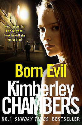 Born Evil By Kimberley Chambers (Paperback, 2017) • 2£