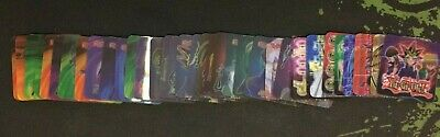 Topps Yu-Gi-Oh Lenticular Cards 35-70 All Mint Condition • 40£