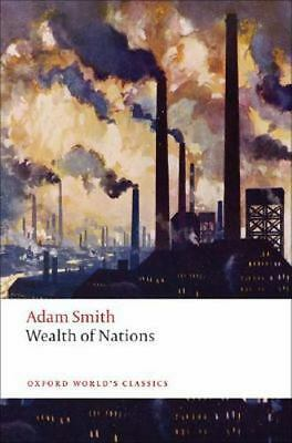 AU16.96 • Buy Oxford World's Classics Ser.: Wealth Of Nations By Adam Smith (2008, Trade...