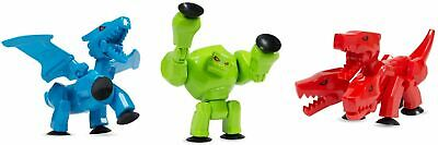 StikBot Stop Motion Animation Mega Monster Toy Figure • 10.50£