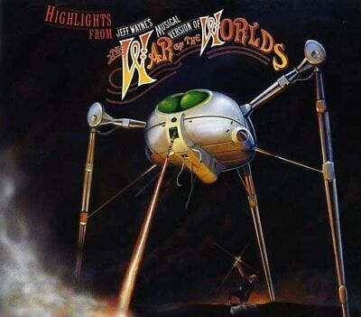 £3.99 • Buy Highlights From Jeff Wayne's Musical Version War Of The Worlds -new & Sealed Cd}