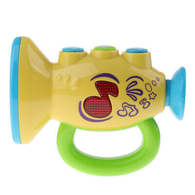 Electronic Trumpet Education Toys For Toddler Early Development Activity Toy • 10.42£