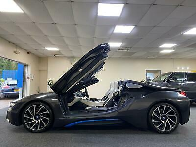 2018 BMW I8 1.5 11.6kWh Roadster (Convertible) Auto 4WD  • 61,975£