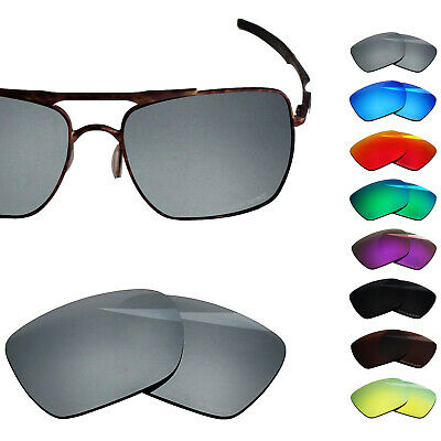 £14.71 • Buy BlazerBuck Polarized Etching Replacement Lenses For-Oakley Deviation OO4061- Opt