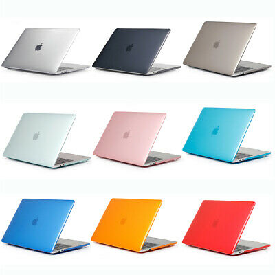 $20.96 • Buy For Apple MacBook Air/Pro/M1 11  13  15  16  Protective Hard Case Crystal Cover