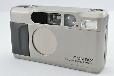 $ CDN1385.69 • Buy [Mint] CONTAX T2 Point & Shoot 35mm Compact Film Camera From Japan