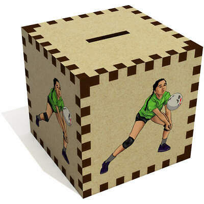 £8.99 • Buy 'Volleyball Girl' Money Boxes / Piggy Banks (MB028815)