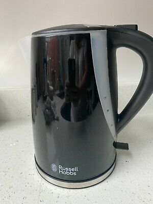 £17.39 • Buy Russell Hobbs Mode Electric Jug Kettle 1.7L 3000W LED Illuminated - Black