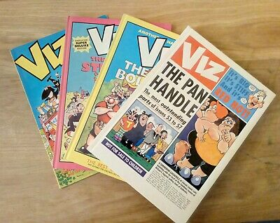 Viz, Collection Of 4 Books, Very Good Condition • 5£