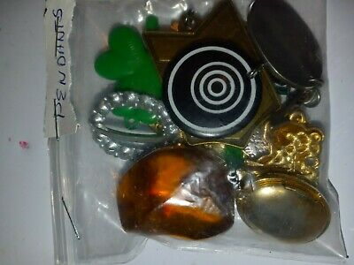 $ CDN18.55 • Buy PENDANTS Lot: UNSEARCHED, UNTESTED, Vintage To New Estate Bag/Box Gms:60