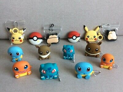 $ CDN12.64 • Buy Pokemon Ball/Pikachu/Snorlax/Eevee/Squirtle... Airpods 1/2/Pro Case Cover Skin