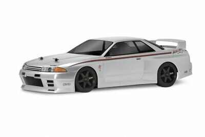 £34.99 • Buy 17515 HPI Nissan Skyline R32 GT-R 1:10 Clear Body Shell  200mm With Decal Sheet