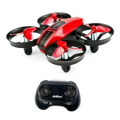 AU46.18 • Buy UDI U46 Mini Drone For Kids 2.4Ghz RC Drones With Auto Hovering Headless Red