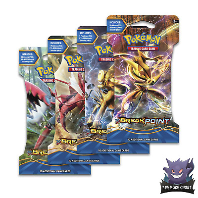 AU13.50 • Buy Pokemon TCG - XY Breakpoint Blister Pack (1x Booster Pack) - Case Fresh!