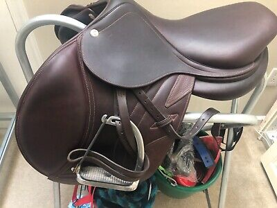 $ CDN6963 • Buy Cwd Se03 Xtc Close Contact Saddle, 16 Seat Used Ten Times, Original Box, Cover