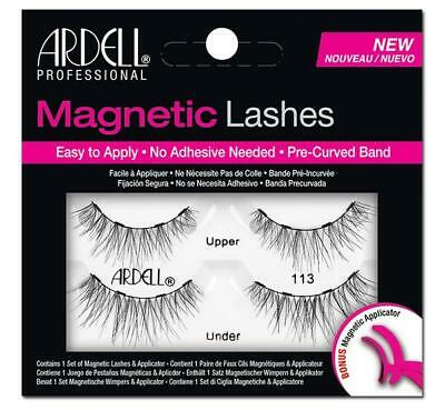 AU11.92 • Buy Ardell Magnetic Lashes 113