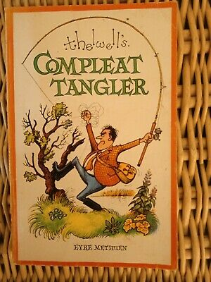 £1.50 • Buy Thelwell's Compleat Tangler 1967 Paperback