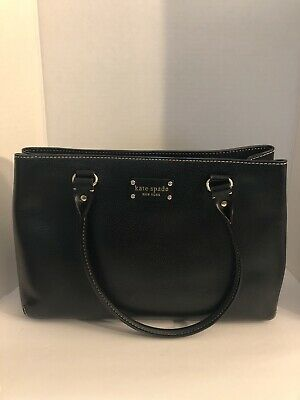 $ CDN56.89 • Buy Kate Spade New York Black Shoulder Tote Handbag