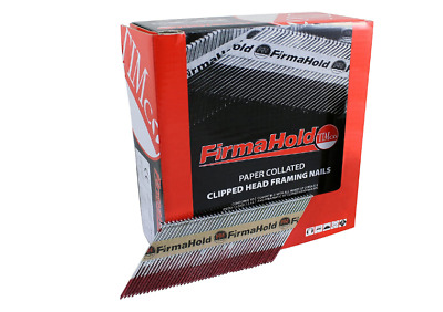 1100 TIMCO Firmahold Collated Angle Nails 1st Fix Galv 50 63 75 90mm For Paslode • 22£