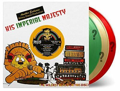 £20.28 • Buy Mikey Dread Production / His Imperial Majesty (10inch RSD20)