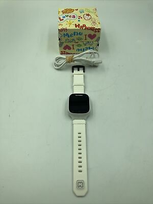 AU149 • Buy Moochies KW11 Smart Watch Phone For Kids White With Original Box