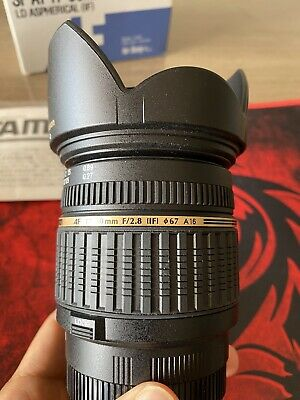 AU200 • Buy [Sony A Mount] As New Tamron 17-50mm F/2.8 Lens