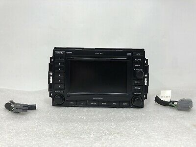 $299 • Buy 05-07 JEEP Dodge Chrysler Navigation Radio REC 6 Disc CD 56038646AM (No Code)