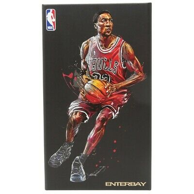$200 • Buy Enterbay NBA Scottie Pippen Motion Masterpiece 1/9 Scale Figure