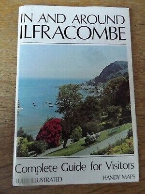 In And Around Ilfracombe Complete Guide For Visitors Paperback Booklet • 3.99£
