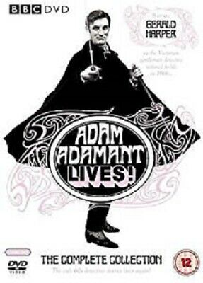 £39.99 • Buy Adam Adamant Lives!  Complete Series                   Fast  Shipping