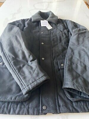 $ CDN62.65 • Buy NWT  $150 Uniqlo J. W. Anderson Wool Blend Quilted Coat Black Large