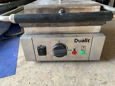 Dualit Panini Grill Commercial Restaurant Cafe Deli  • 65£