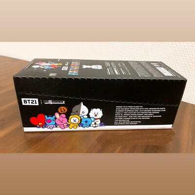$167 • Buy BT21 Bear Brick 10 Pieces Set BearBrick BE@RBRICK NEW