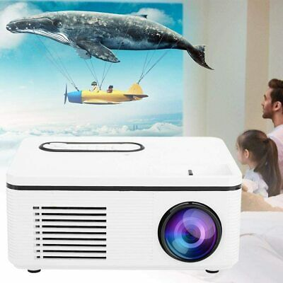 AU44.99 • Buy Smart 1080P HD Android WiFi Mini Video Projector Home Theatre Cinema HDMI USB AU