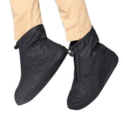 AU17.74 • Buy Men Women Foot Wear Travel Waterproof Non Slip Shoe Cover Rain Boots Accessories