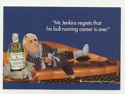 £1.41 • Buy Tanqueray Special Dry Gin Unused Rack Card Free Card Advertising Postcard #2