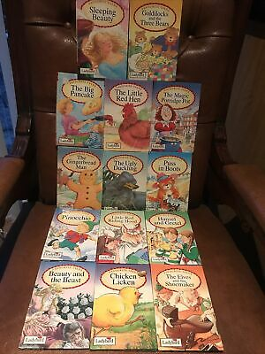 Favourite Tales Ladybird Books 15 Book Bundle • 19.99£