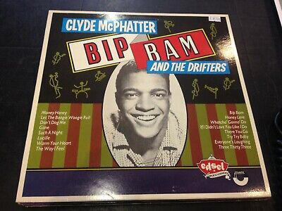 £7.99 • Buy Clyde Mcphatter And The Drifters - Bip Bam Lp