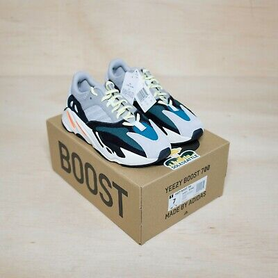 $ CDN945.17 • Buy Adidas Yeezy Boost 700 Wave Runner Solid Grey Size 7, DS BRAND NEW