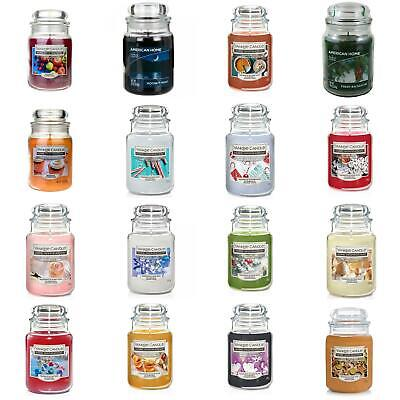 £14.99 • Buy Yankee Candle American Home Collection Large 19oz 538g Jars Choice Of 12 Scents