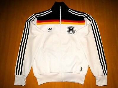 GERMANY 1974 FIFA ADIDAS SHIRT JACKET Football Tracksuit RETRO M MEDIUM • 139.99£