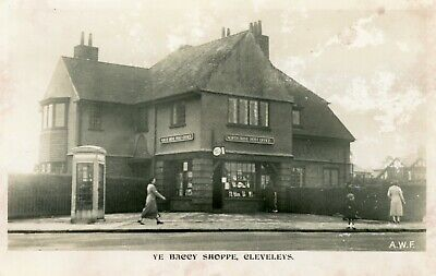£12 • Buy Cleveleys North Drive Post Office And 'Ye Baccy Shoppe'