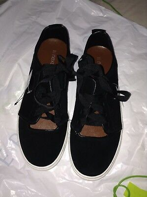 $ CDN31.76 • Buy Womens Size 8 Next Leather Suede Trainers/shoes
