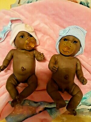 $ CDN108.90 • Buy Reborn Twins Art Dolls. Anatomical AA