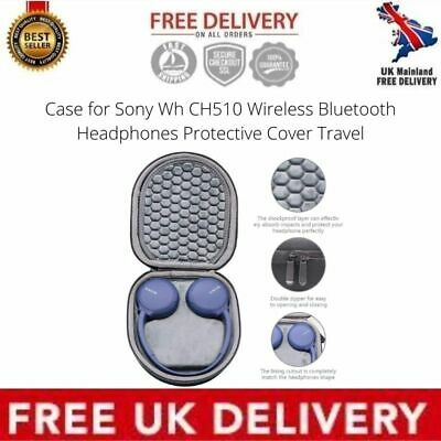 Case For Sony Wh CH510 Wireless Bluetooth Headphones Protective Cover Travel • 18.35£
