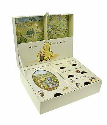 Disney Winnie The Pooh Classics Heritage Keepsake Baby Box With Compartments • 19.90£