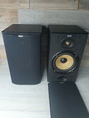 $ CDN300.98 • Buy B&W DM601 Main / Stereo Speakers