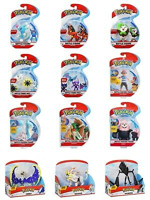 £7.99 • Buy Pokemon Battle Figure Pack Feature Legendary Toys Collect Assortment Choose One