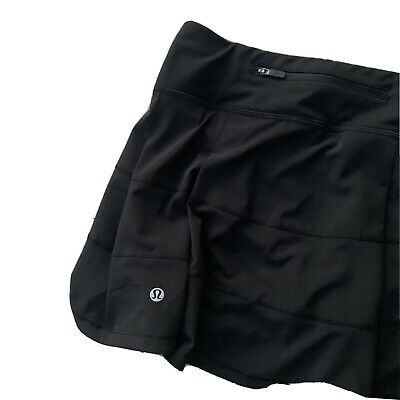 $ CDN50.75 • Buy Lululemon Womens Skirt Athletic Gear Liner Holder Size 10 Black